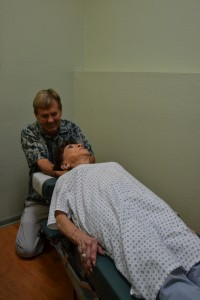 spinal adjustment services